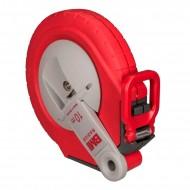 Рулетка BMI RADIUS 10M с фибергласовой лентой
