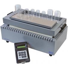 Муфель программируемый с нагревательной плитой ПДП-Аналитика (программируемая двухкамерная печь)