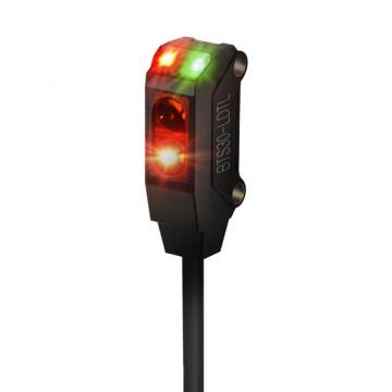 Ультракомпактные, ультратонкие фотоэлектрические датчики Серии BTS