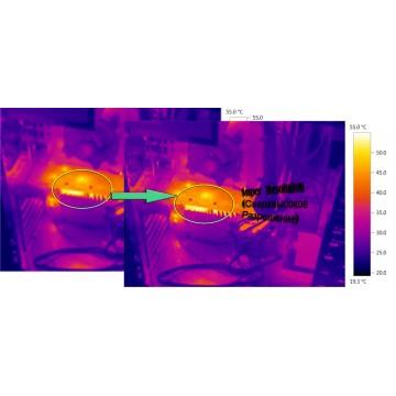 Функция Super Resolution для тепловизоров (сверхвысокое разрешение)