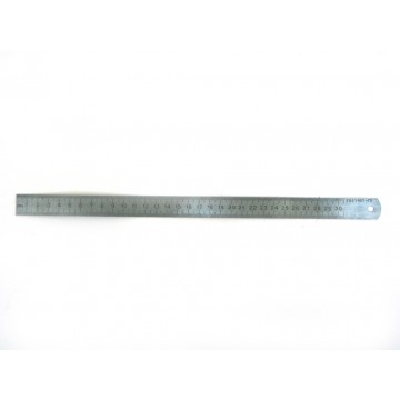 Линейки измерительные металлические 300мм ГОСТ 427-75 с поверкой