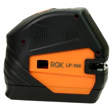 Лазерный нивелир RGK LP106