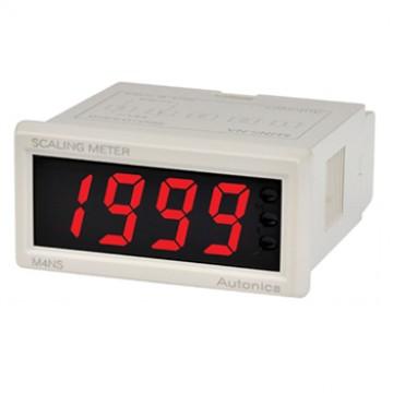 Цифровой индикатор с питанием от контура Серии M4NS/M4YS