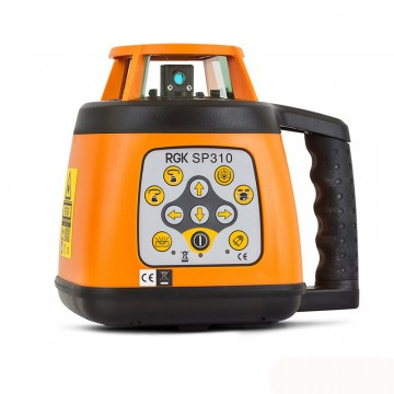 Ротационный лазерный нивелир RGK SP310